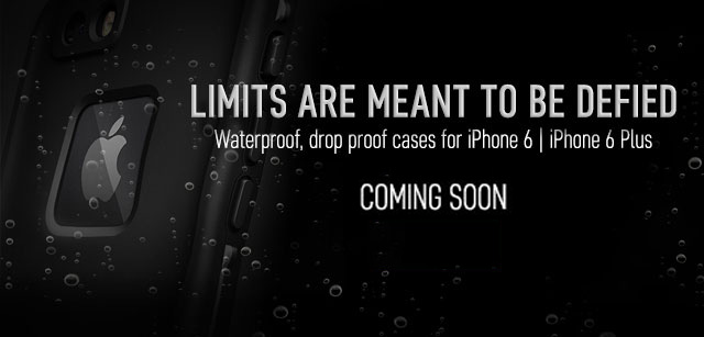 Coming soon to LifeProof. We're always engineering for the next big thing.