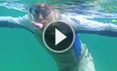 Snorkeling with LifeProof fr&#275; for iPhone 5