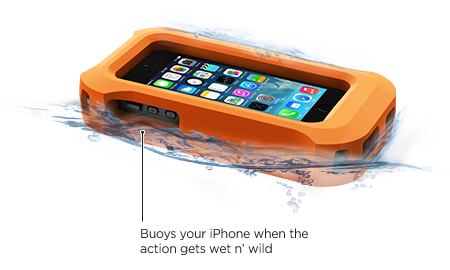 LifeProof iPhone 5s frē LifeJacket