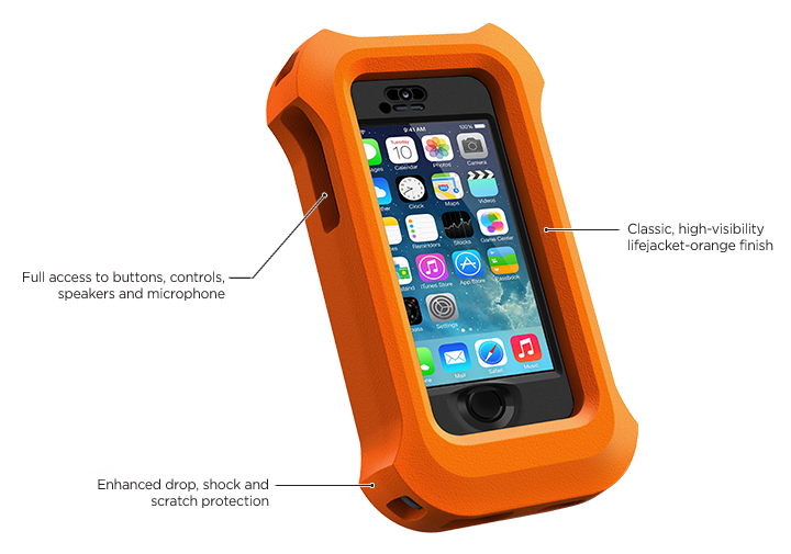 LifeProof iPhone 5s LifeJacket