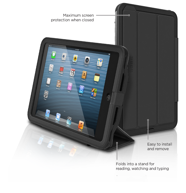 LifeProof iPad mini frē Cover + Stand