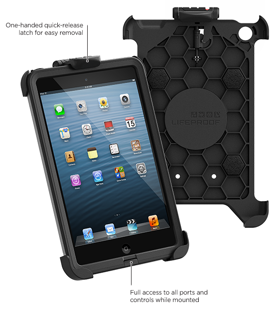 LifeProof iPad mini nüüd Mounting Cradle