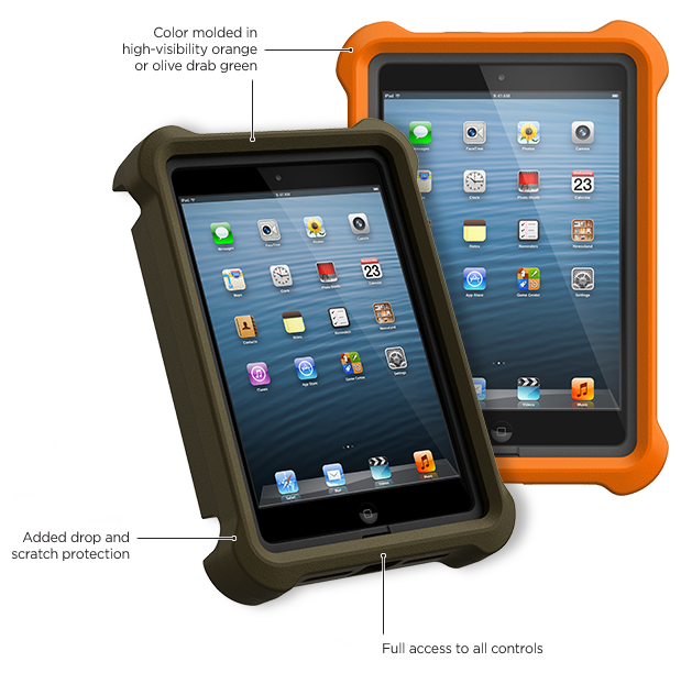 LifeProof iPad mini frē LifeJacket