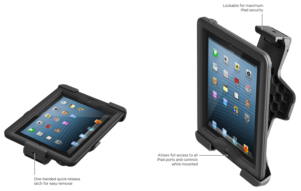 LifeProof iPad Mounting Cradle