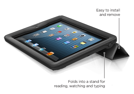 LifeProof iPad Folding Cover + Stand