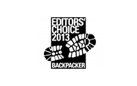 Backpacker 2013 Editor's Choice Award